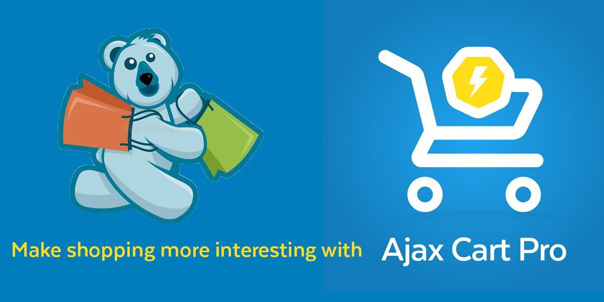 Magento Ajax Cart | Cover