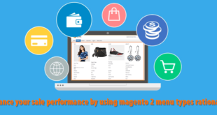 Magento 2 menu | cover