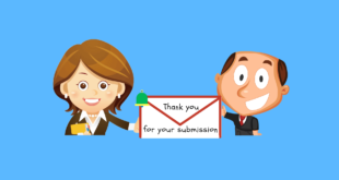 Email notifications to customers after form submission