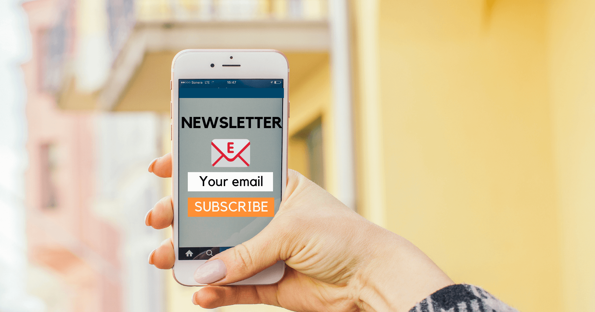 Create Magento 2 newsletter signup form