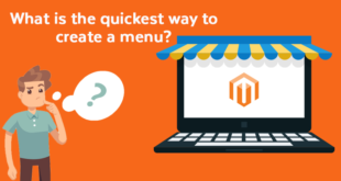 Magento 2 mega | Quickest way to create a menu