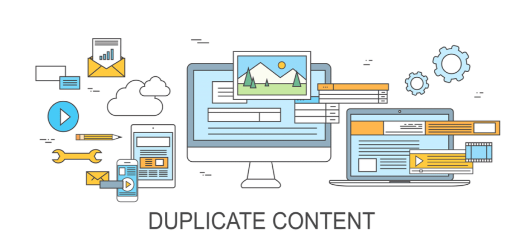 Content duplication