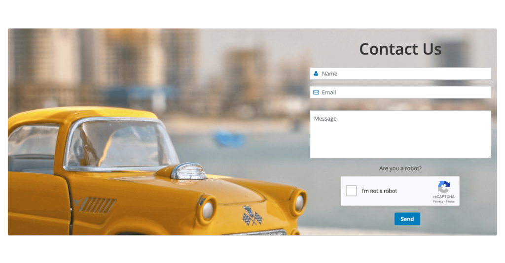 Increase contact form conversion rate _ Simple forms