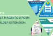 Top 2 best Magento 2 form builder extension