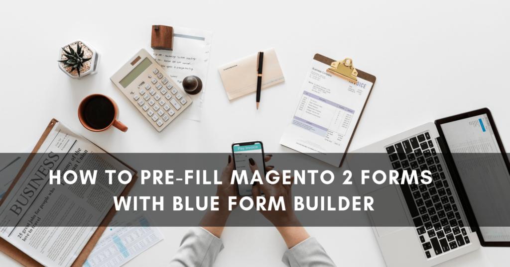 Magento 2 Form Builder _ Pre-fill forms