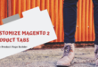 Customize Magento 2 product tabs with Single Product Page Builder