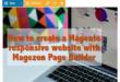 Magezon Page Builder create responsive websites